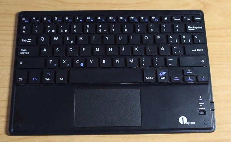 1byone teclado