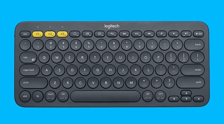 Teclado k380 logitech multidispositivo