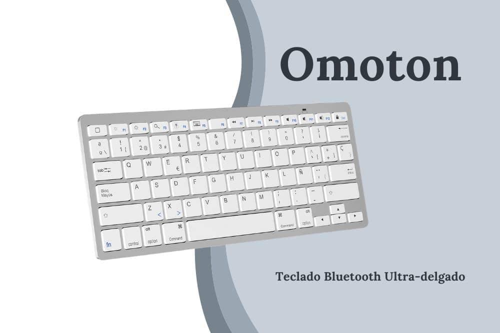 teclado delgado para IPAD