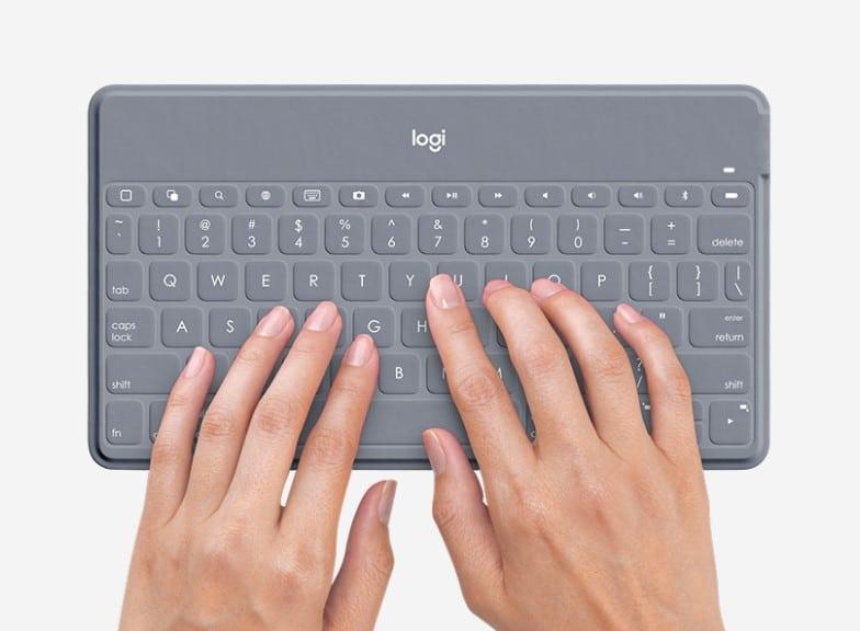 teclado logitech keys to go