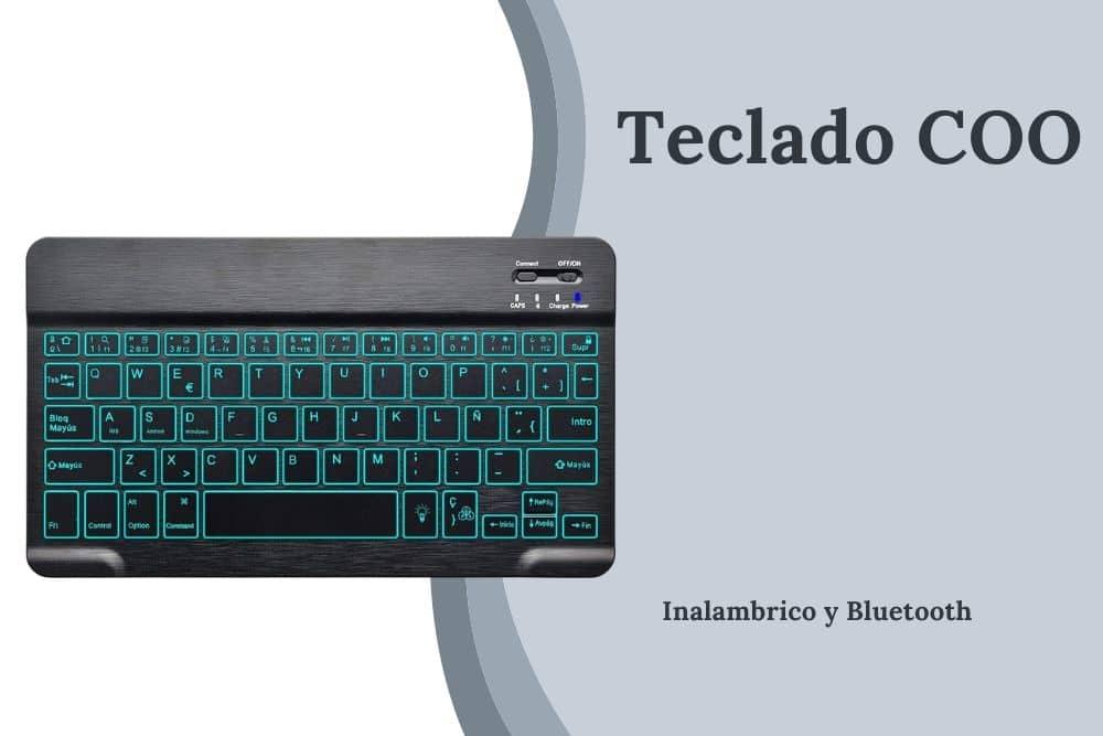 teclado para iphone coo